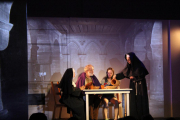 "Theaterabend ""Honig im Kopf"""