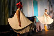 Rosetta und die 3 Canari on tour - September 2019