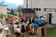 Wüdaraparty am Mariazeller Stadtfest 2018