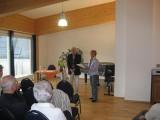 Lesung Wellenhof 2009