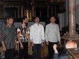 Schlagzeugkonzert 3.6.2015